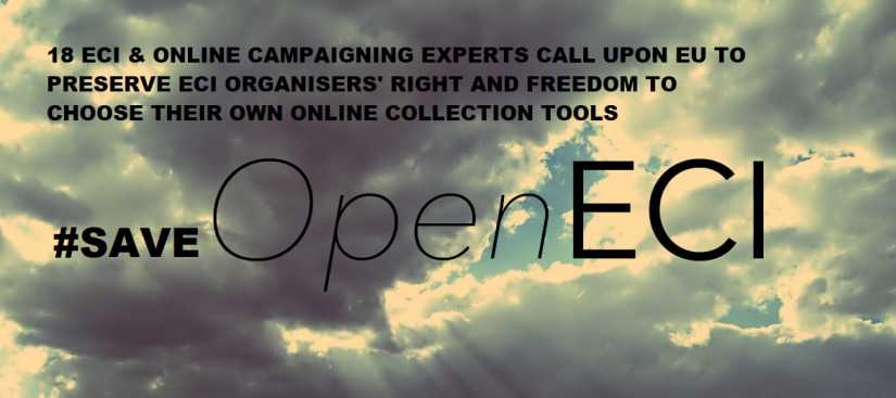 Save OpenECI