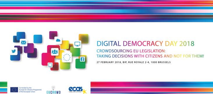 Digital Democracy Day 2018