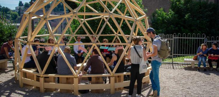 Dome in Rome
