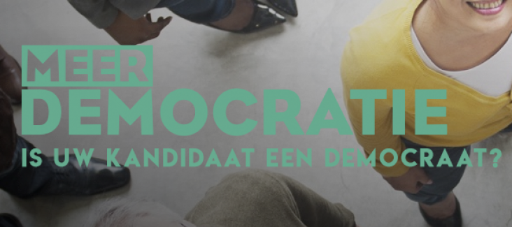 Meer Democratie Belgie