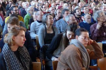 """Reclaim Democracy"" in Basel"