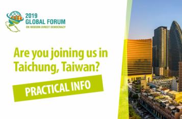 Practical Info Global Forum