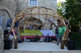Alternative Family Photo: Democratic Europe Now!, Dome for Democracy, Bratislava