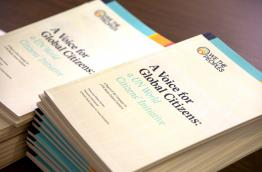 Booklet on the World Citizens Initiative