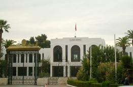 Bardo Palace, Tunisian Chamber of Deputies, Photo: Wikipedia