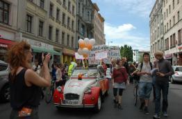 Democratic Europe Day in Berlin