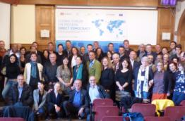 The participants of the Global Forum 2016