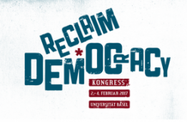 The website www.reclaim-democracy.org