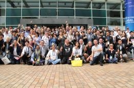Over 300 people from more than 60 countries took part at the Global Forum on Modern Direct Democracy in Taichung