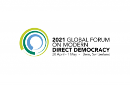 2021 Global Forum on Modern Direct Democracy