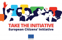The EU Commission's new campaign: #EUTakeTheInitiative